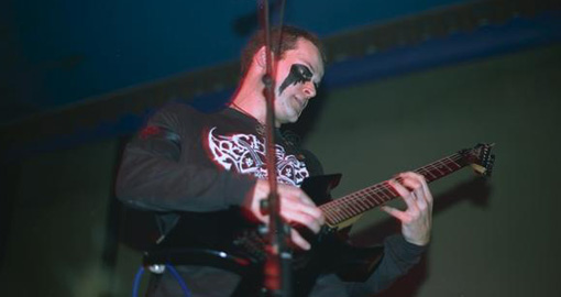 Gorgon Live 1993 with Samael and Mercyless