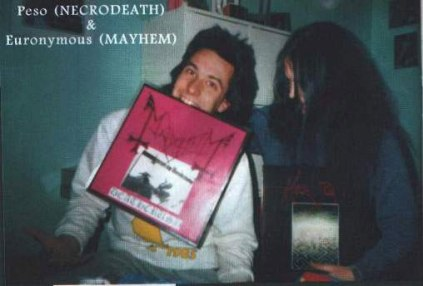 Mayhem and Necrodeath