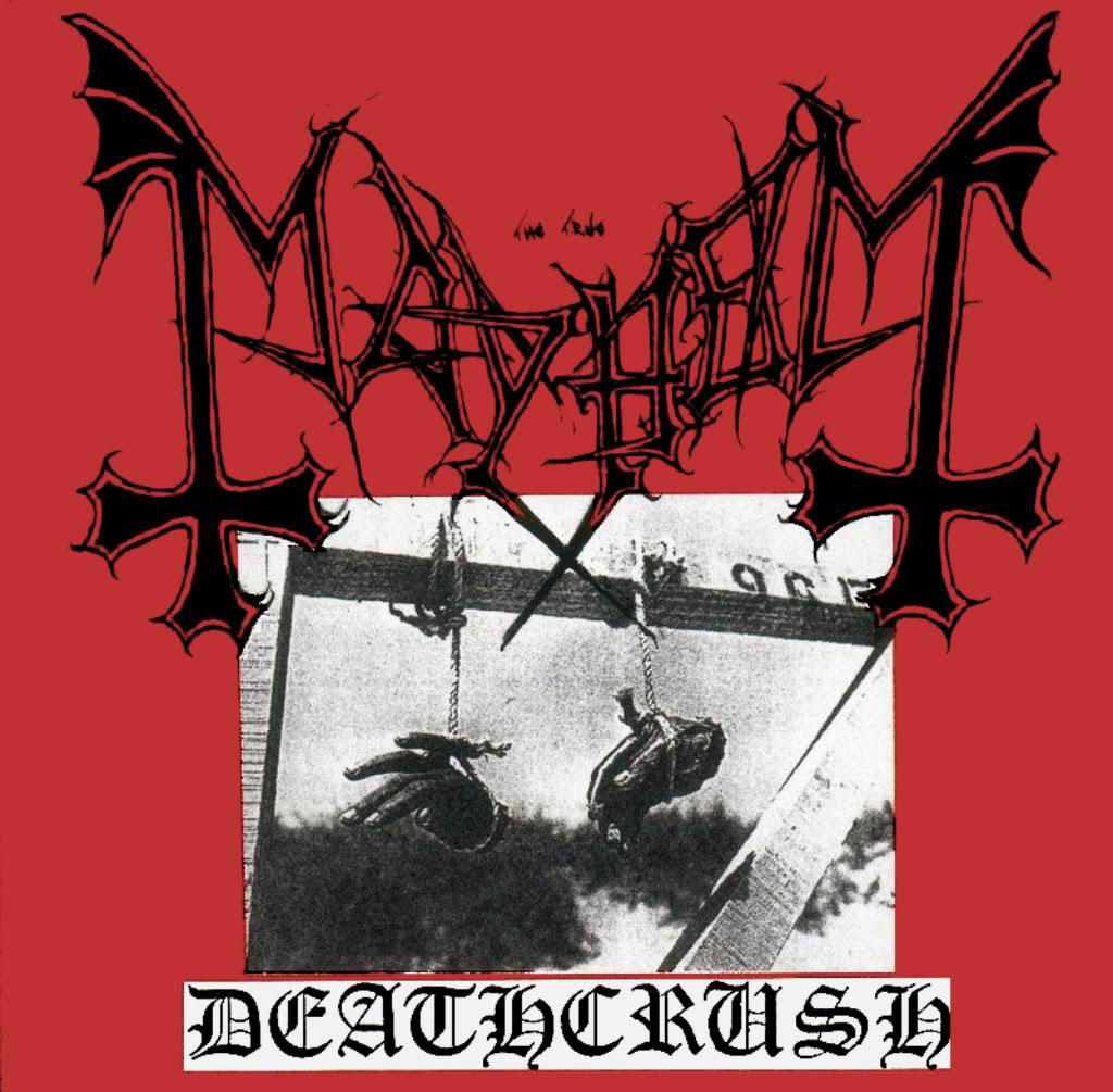Mayhem Deathcrush