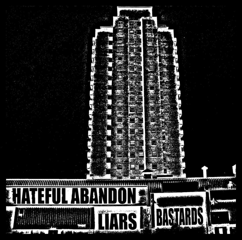 Hateful Abandon - LIARS/BASTARDS