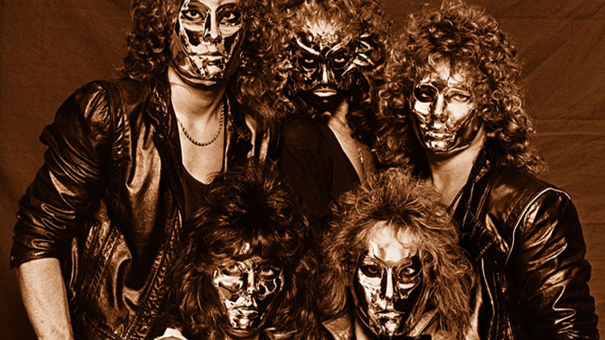 Daily Noise: Crimson Glory - Azrael (Live at the Hammersmith Odeon 1987)