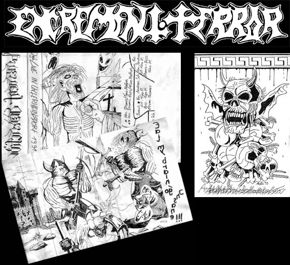 excrement-terror-purulent-obduction-demos