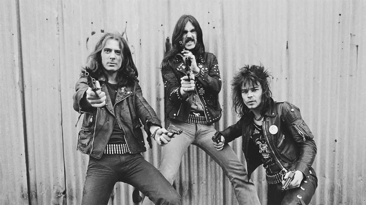 37 Years Ago: MOTORHEAD release the Bomber single (napalm to the bone!)