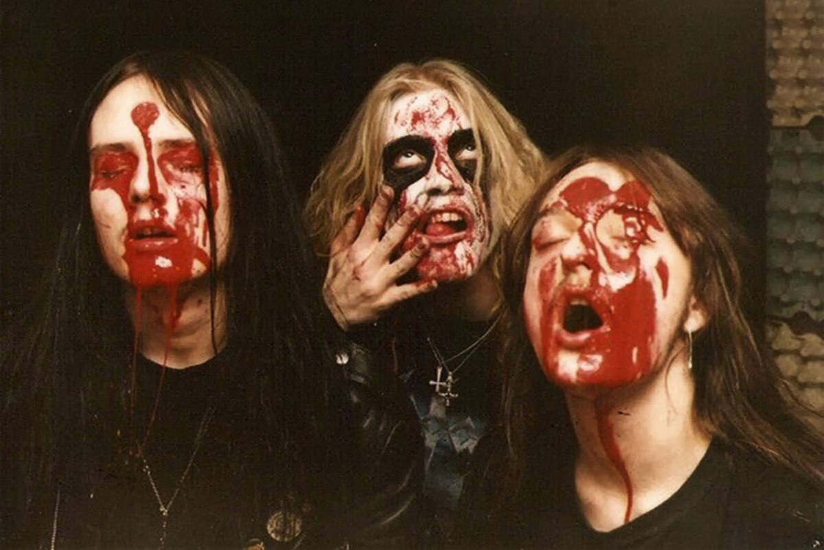 Incoming: MAYHEM black metal history book by Necrobutcher: The Death Archives 1984-1994 (rare photos)