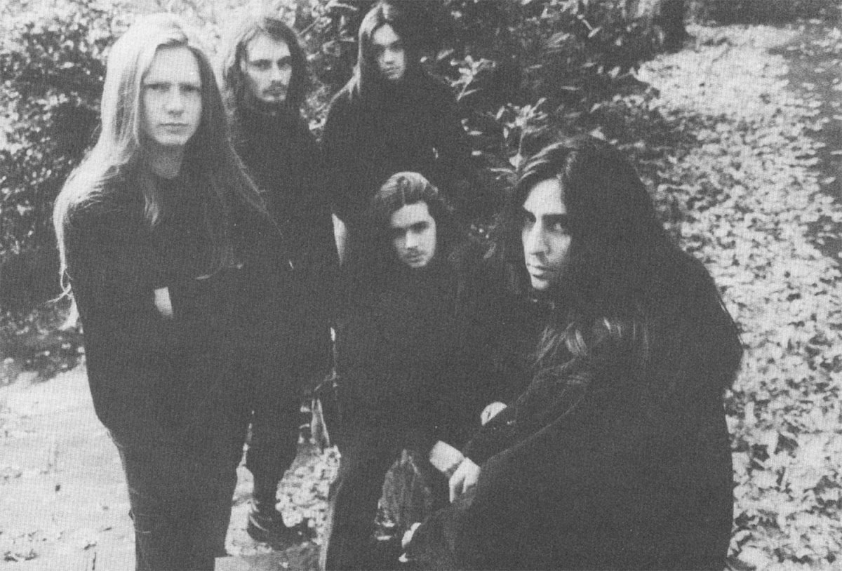 26 Years Ago: MY DYING BRIDE finish recording Towards the Sinister first demo