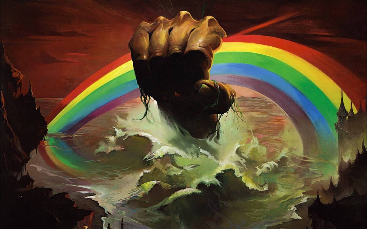 40 Years Today: RAINBOW release Rainbow Rising