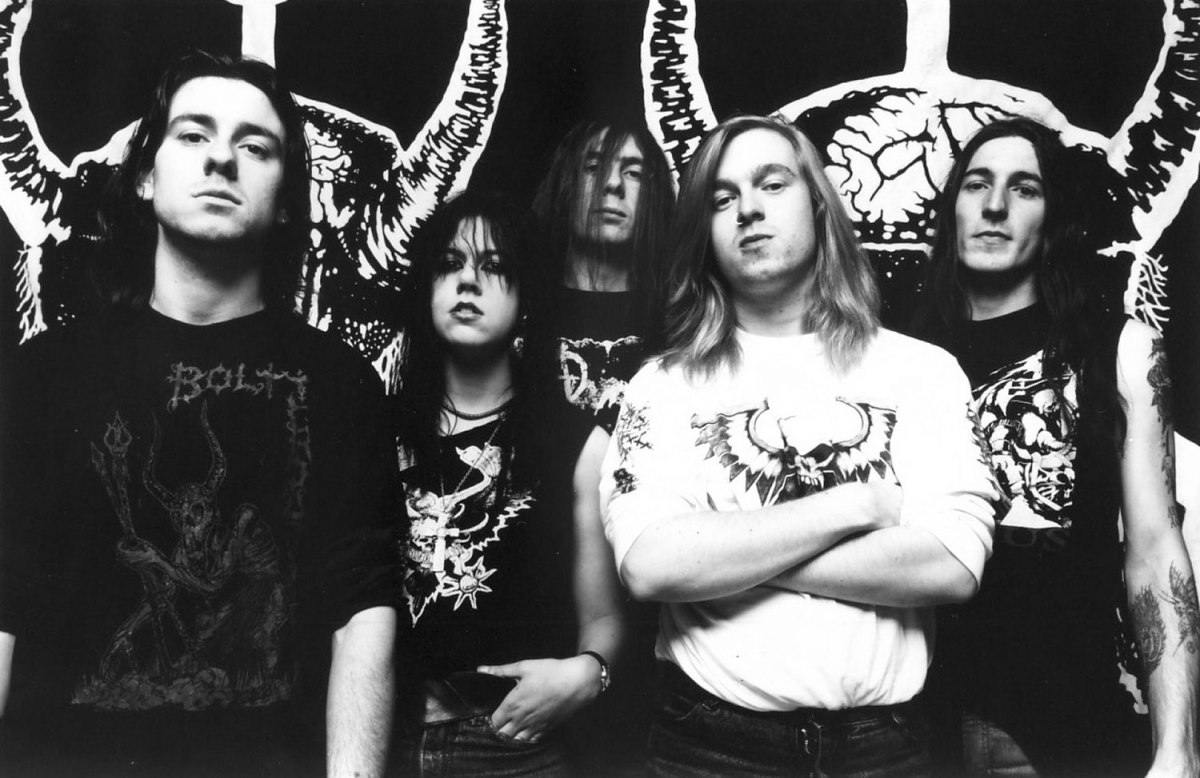 28 Years Ago: BOLT THROWER live in Birmingham (first time playing Realms of Chaos)