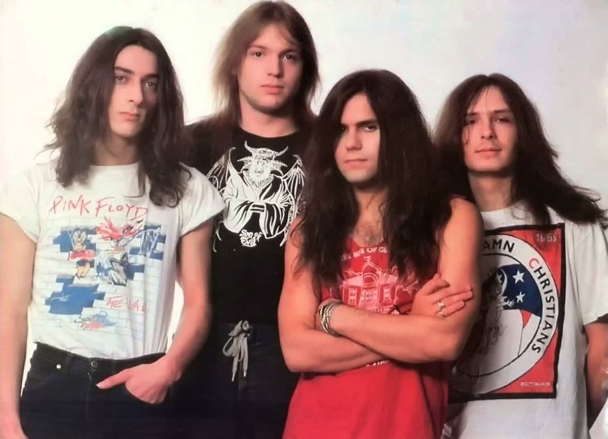 27 Years Ago: KREATOR release Extreme Aggression