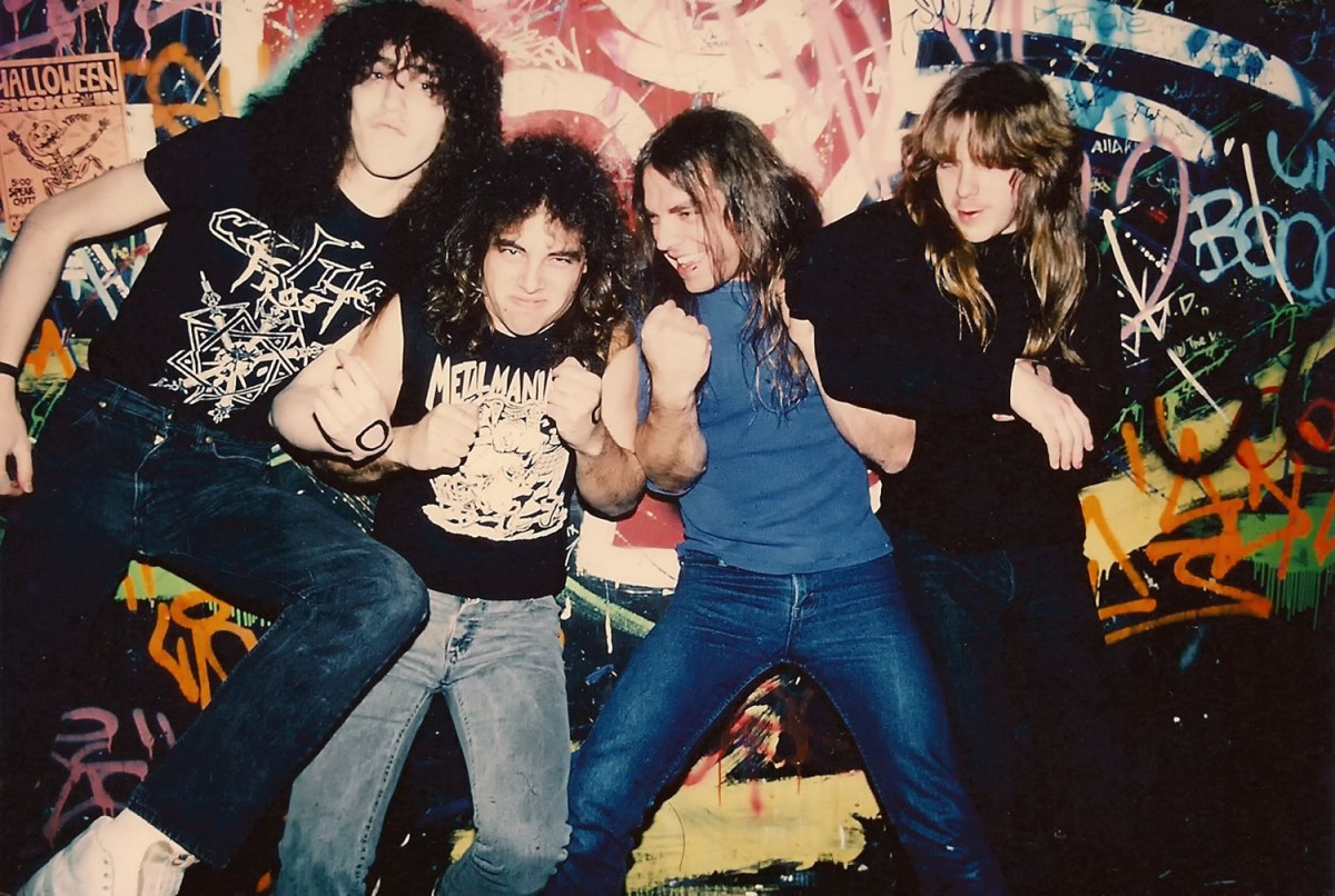 27 Years Ago: NUCLEAR ASSAULT, CANDLEMASS, DARK ANGEL live at Hammersmith Odeon