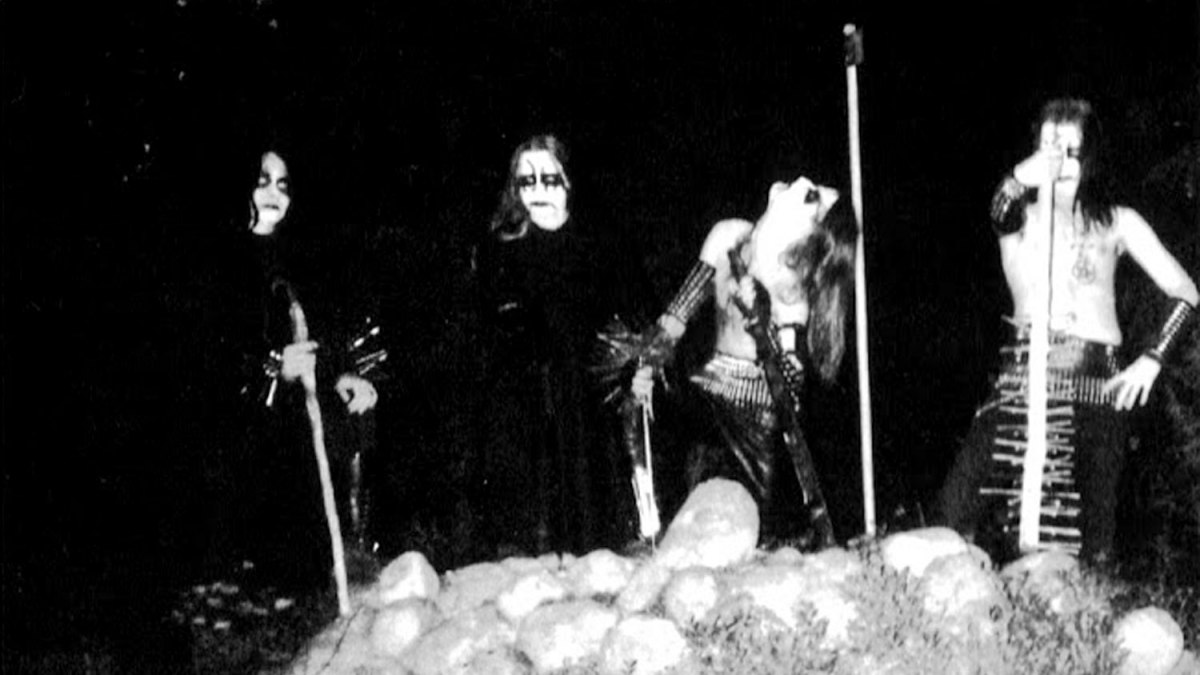 21 Years Ago Dimmu Borgir Live In Germany Pre For All
