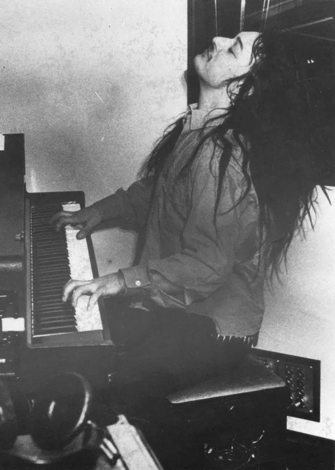 Euronymous (Mayhem) Piano