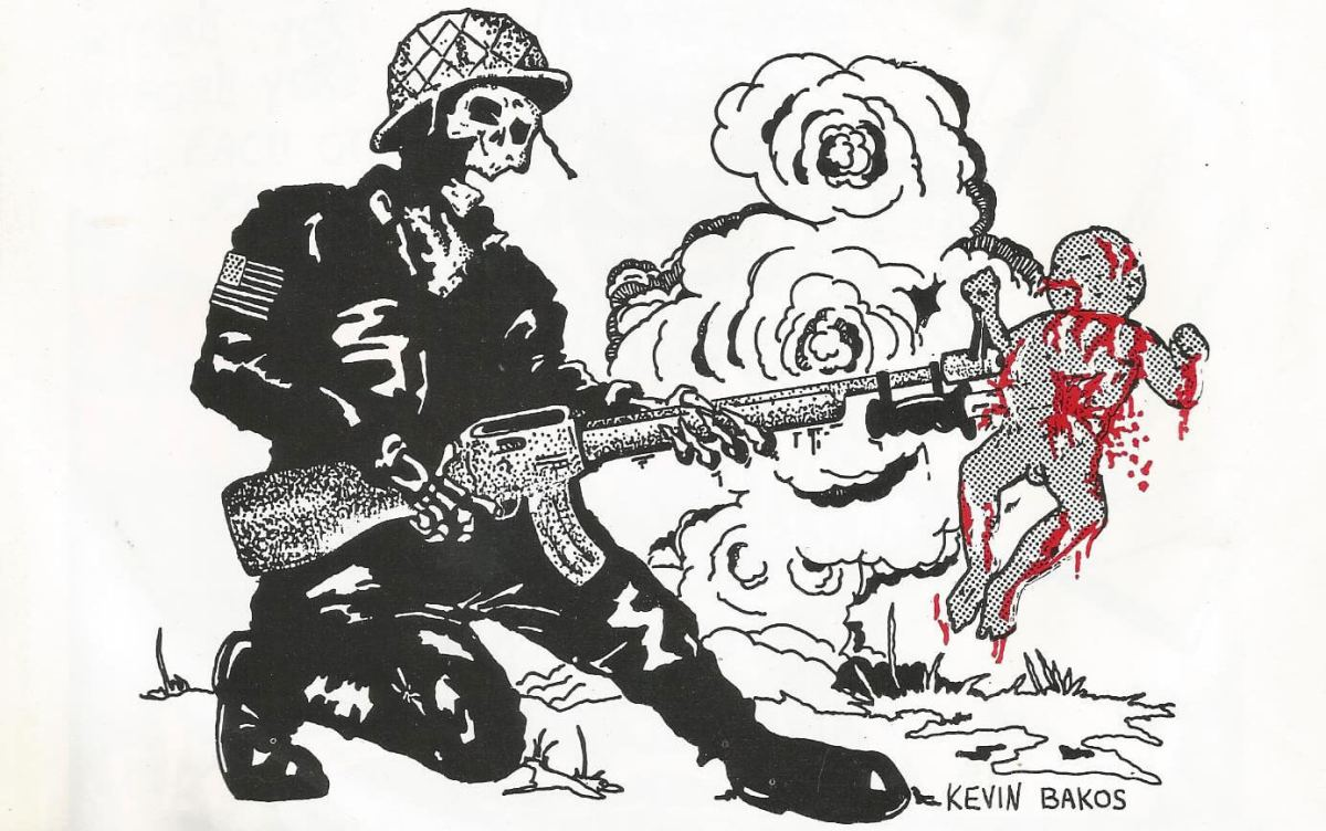 33 Years Ago: D.R.I. record the Violent Pacification EP
