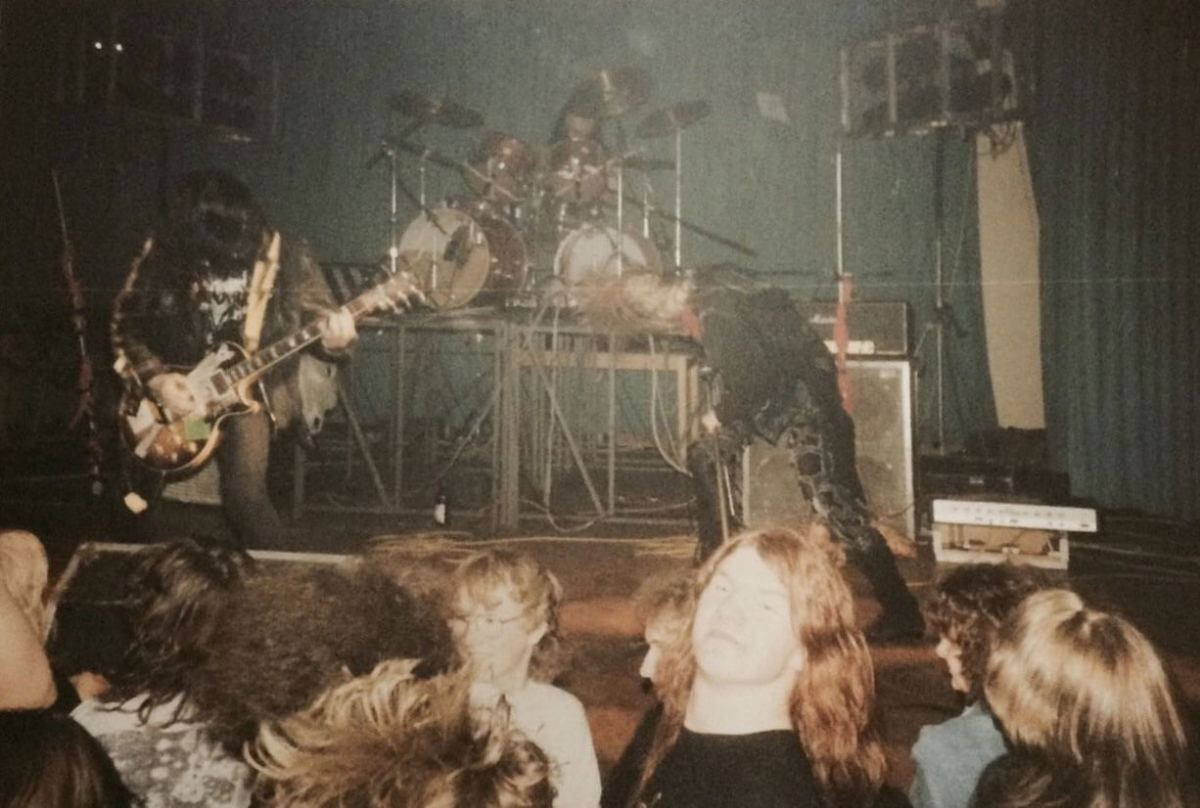 26 Years Ago: MAYHEM live in Leipzig (Photos and Audio)